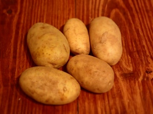 Dirty taters