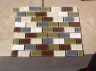 Figuring out tile lay out