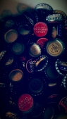 Endless amounts of bottlecaps